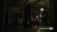 Teen Wolf Season 5 Episode 14 The Sword and the Spirit The pack at the clinic