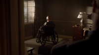 Teen Wolf Season 3 Episode 6 Motel California Gerard's Room