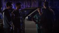 Teen Wolf Season 3 Episode 7 Currents Dylan O'Brien Tyler Posey Melissa Ponzio Linden Ashby Sheriff takes statement