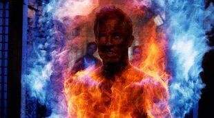Teen Wolf Season 5 Episode 16 Lie Ability Parrish burns through mountain ash-1