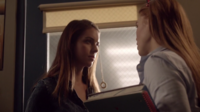 Teen Wolf Season 3 Episode 7 Currents Adelaide Kane Holland Roden Cora and Lydia standoff