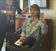 Teen Wolf News Holland Roden Hair Cut