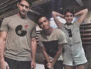 Teen Wolf Season 5 Behind the Scenes jordan fisher tyler posey shellly hennig 090315