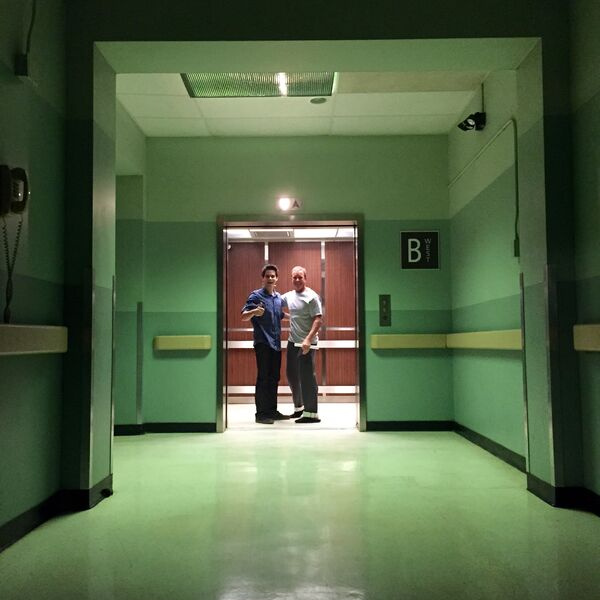 Teen Wolf Behind the Scenes Dylan O'brien and Linden Ashby TW HQ 082415.jpg
