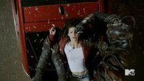 Teen Wolf Season 5 Episode 8 Ouroboros Kira gets a power boost