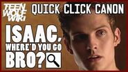 Teen Wolf Mystery What Happened to Isaac?