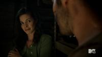 Teen Wolf Season 3 Episode 3 Fireflies Haley Webb Ms. Blake meets Derek