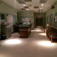 Teen Wolf Season 5 Behind the Scenes Beacon Hills Hospital Emergency Reception 040915