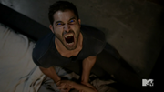 Teen Wolf Season 3 Episode 11 Alpha Pact Tyler Hoechlin Derek Hale Roar.png