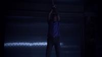 Teen Wolf Season 3 Episode 7 Currents Seth Gilliam Deaton hanging