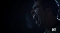 Teen Wolf Season 3 Episode 3 Fireflies Tyler Hoechlin Derek Hale Roar