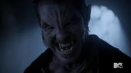 Teen Wolf Season 4 Episode 12 Smoke & Mirrors Peter wolfs out