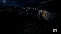 Teen Wolf Season 3 Episode 19 Letharia Vulpina Yakuza House