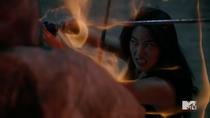 Teen Wolf Season 5 Episode 13 Codominance Kira's fox eyes