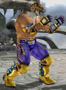 Tekken 5 - King II - 1P - Front