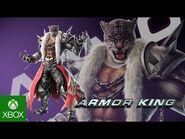 Tekken 7 - Armor King Trailer