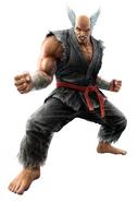 Tekken 6 Heihachi Mishima