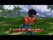 Tekken 3 - Tiger (Intros & Win Poses)