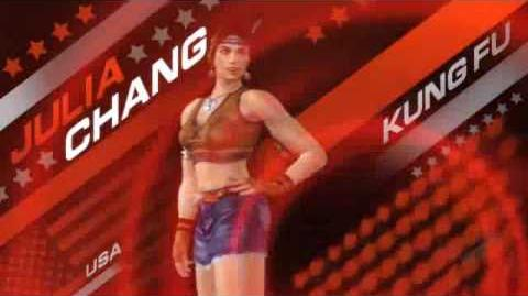 Tekken 6 - Julia Chang Trailer