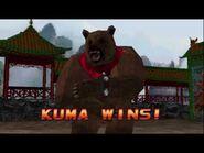 Tekken 3 - Kuma (Intros & Win Poses)