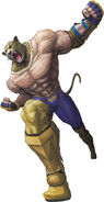 SFXT-Street-Fighter-X-Tekken-Official-Game-Art-King-Character-Render
