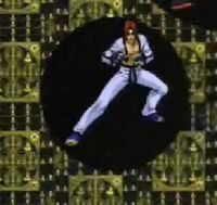 Hwoarang in the Motion Picture