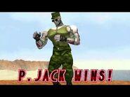 Tekken 2 - P