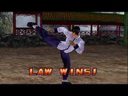 Tekken 3 - Forest Law (Intros & Win Poses)