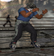 Tekken Tag 1- King player 4 outfit
