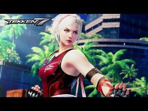 Tekken_7_-_Lidia_Sobieska_Character_Reveal_Trailer