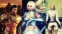 Tekken 7 1 Year Anniversary Free DLC Pack Metallic Costumes Showcase