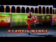 Tekken 3 - Ling Xiaoyu (Intros & Win Poses)