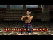 Tekken 3 - Heihachi Mishima (Intros & Win Poses)