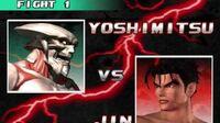 Tekken 3 (Survival Mode) - Yoshimitsu