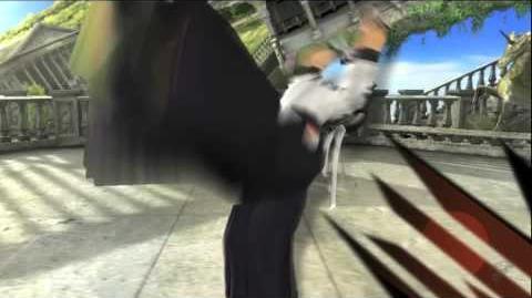 Tekken 6 - Asuka Trailer