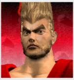Tekken3 Paul Portrait