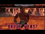 Tekken 2 - Bruce Irvin (Win Poses)