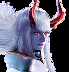 Devil Kazumi Head Render