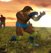 Tekken Tag 1- King player 1 outfit