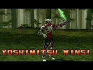 Tekken 3 - Yoshimitsu (Intros & Win Poses)