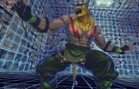 Street Fighter X Tekken King Swap Costume