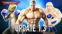 Tekken Mobile - iOS Android - Update 1