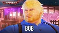 Tekken (Mobile) Bob Reveal Trailer