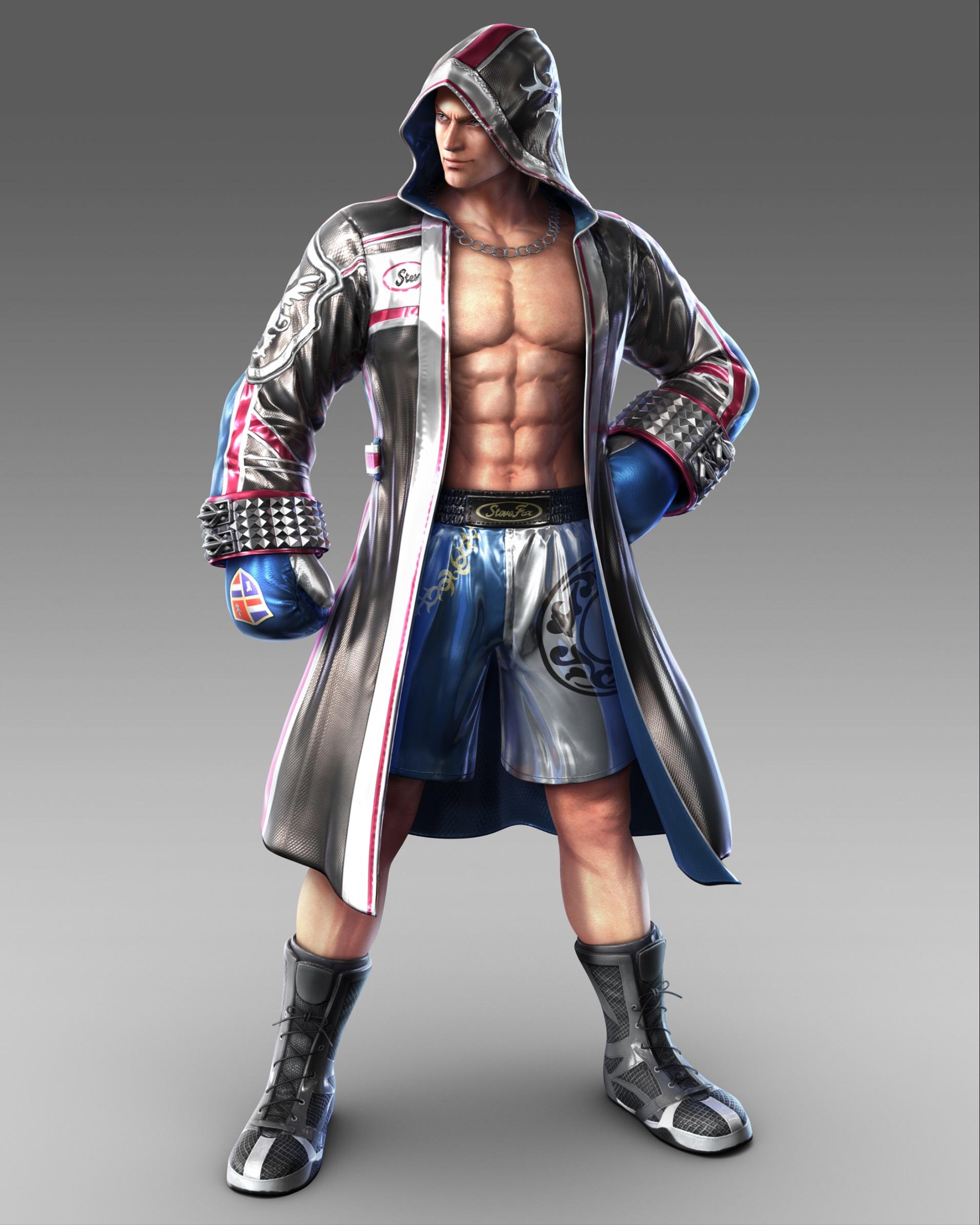 Steve Fox Tekken Wiki Fandom