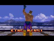 Tekken 3 - King (Intros & Win Poses)
