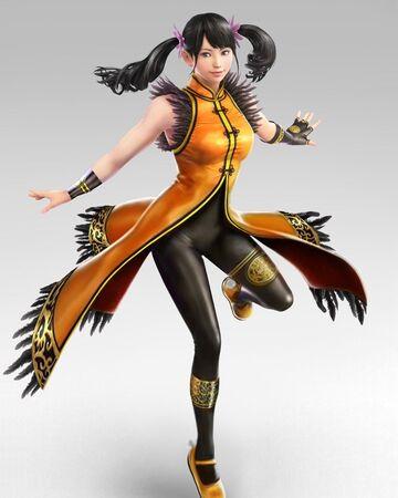 Ling Xiaoyu Tekken Wiki Fandom