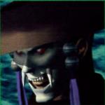 Yoshimitsu Tekken 2 portrait alternate
