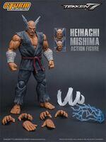 Storm Heihachi