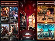 Tekken Card Tournament (CCG) Android Gameplay