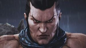 TEKKEN_7_-_Feng_Wei_Ending_&_Intro_(TEKKEN_7_Character_Endings)